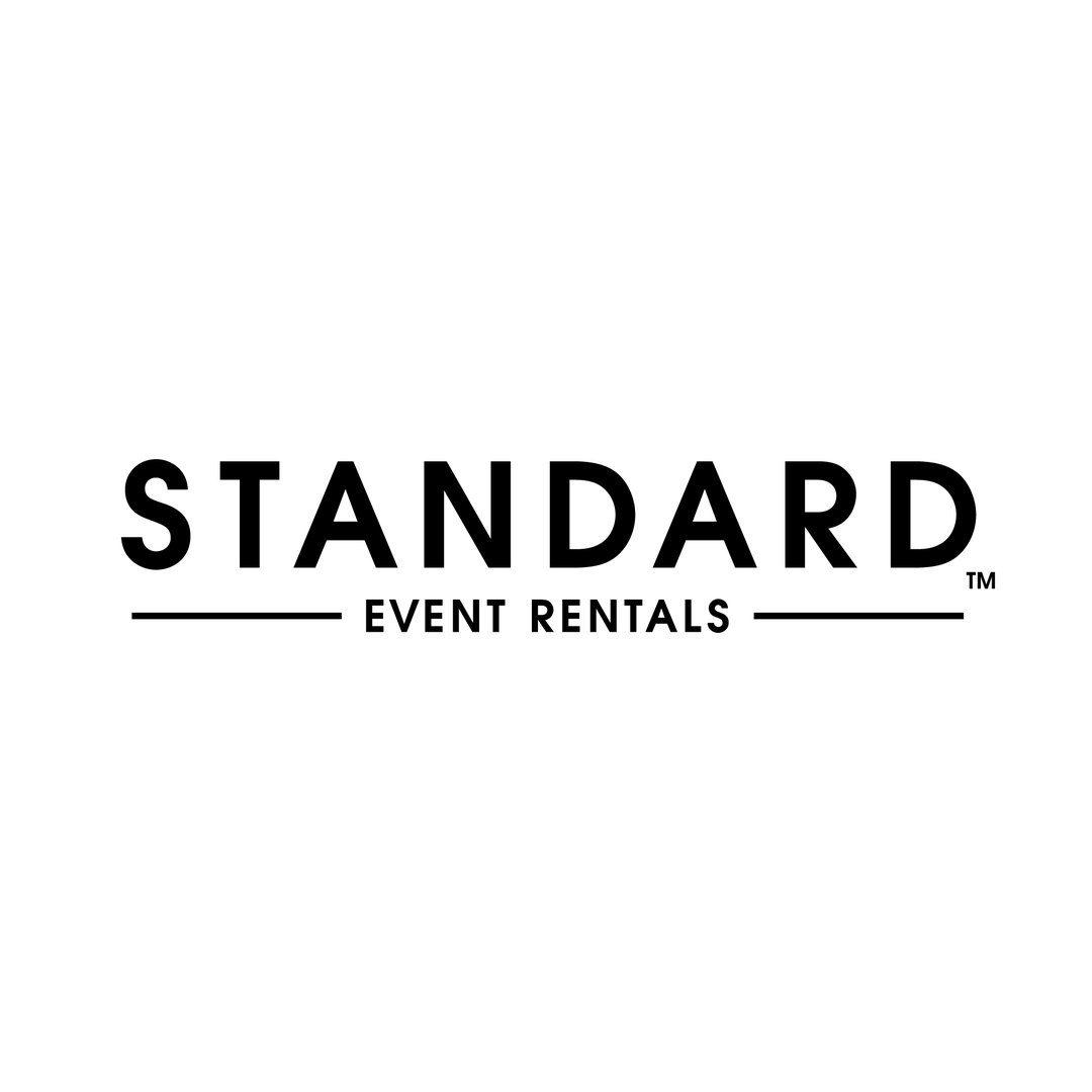 Standard Event Rentals